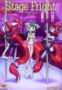 Stage Fright (DreamKeepers) [Palcomix]