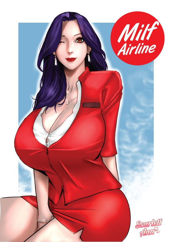 Milf Airlines